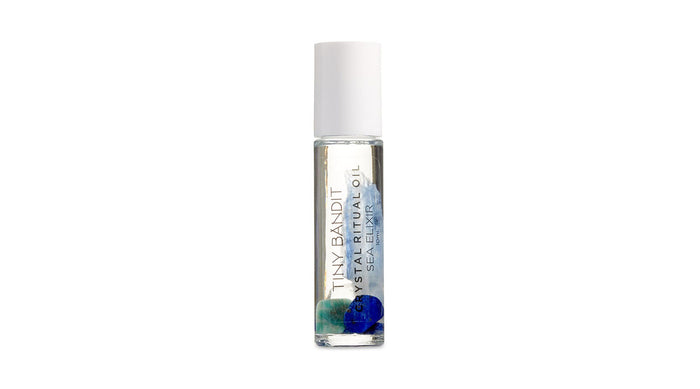 Crystal Ritual Oil - Sea Elixir