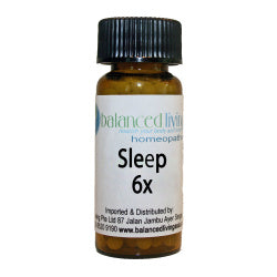 Sleep Homeopathic Combo