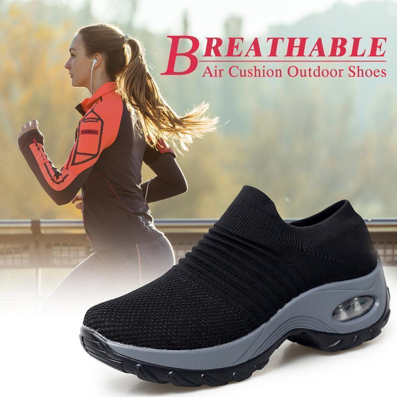 Breathable Air Cushion Outdoor Shoes