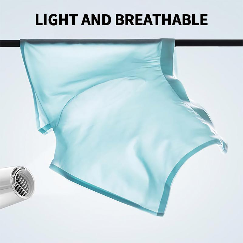 Godoozy™ Men's Breathable Ice Silk Briefs