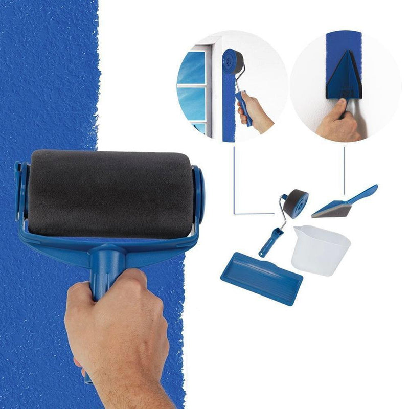 Godoozy™ Paint Roller Brush Painting Handle Tool
