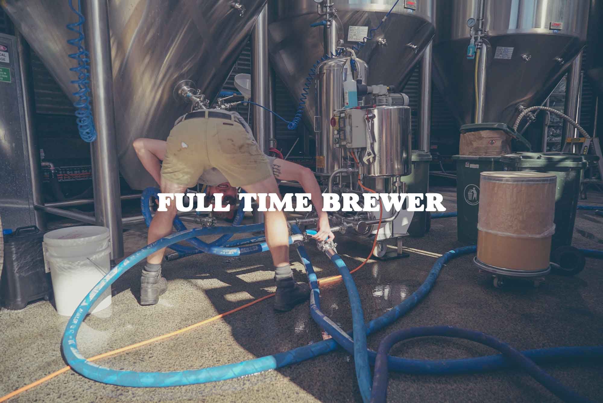 Beerfarm Brewer job