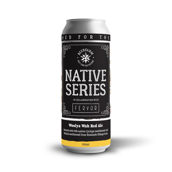 Native Series #7 - Woolya Wah Red Ale