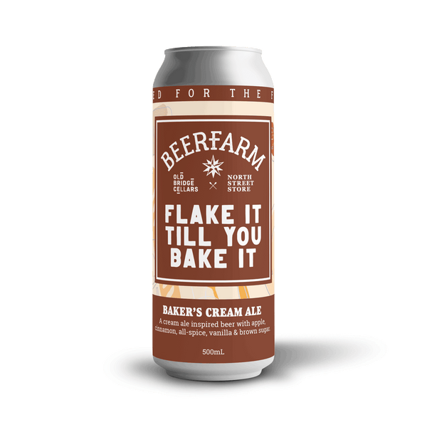 Flake It Till You Bake It