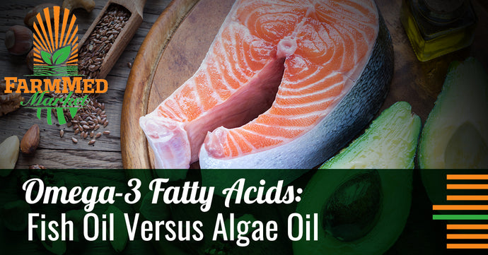 Omega-3 Fatty Acids: Fish Oil Versus Algae Oil