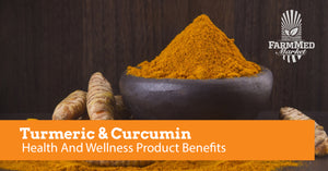 Turmeric & Curcumin Health And Wellness Product Benefits