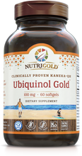 Ubiquinol Gold 100mg 60 Softgels