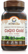 CoQ10 Gold Double Strength 200mg 60 Softgels