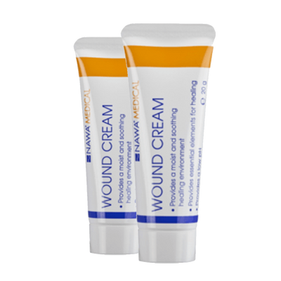 NAWA Wound Cream 20 gm 2 pack