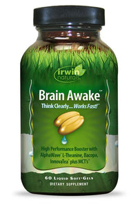 Brain Awake® 60 Liquid Soft-Gels