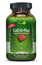 CoQ10-Plus™ 60 Liquid Soft-Gels