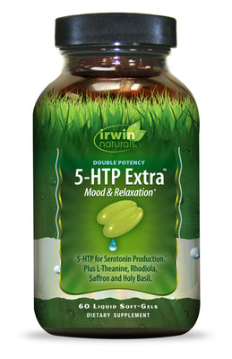 Double-Potency 5-HTP Extra™ 60 Liquid Soft-Gels