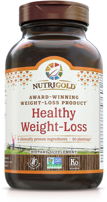 Healthy Weight-Loss Gold (7-Keto®, Meratrim®, Slendesta®, +) 60 VCaps