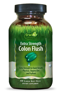 Extra Strength Colon Flush™ 60 Liquid Soft-Gels