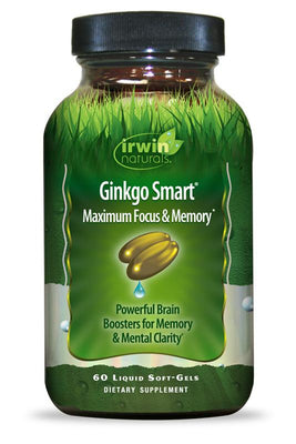 Ginkgo-Smart® 60 Liquid Soft-Gels