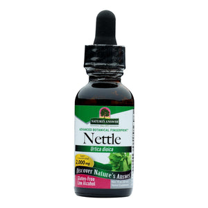 Nature's Answer Nettle Leaf - 1 Fl Oz