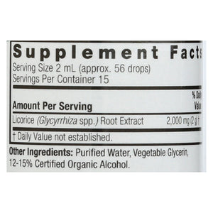 Nature's Answer Licorice Root - 1 Oz