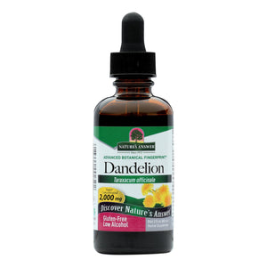 Nature's Answer - Dandelion Root - 2 Fl Oz