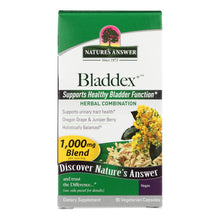 Nature's Answer - Bladdex - 90 Vegetarian Capsules