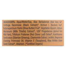 Organic Excellence Balance Plus Therapy Bio-identical Progesterone Cream With Phytoestrogens - 3 Oz