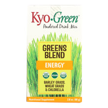 Kyolic - Kyo-green Energy Powdered Drink Mix - 2 Oz