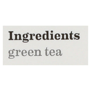 Bigelow Tea Green Tea - Classic - Case Of 6 - 20 Bag