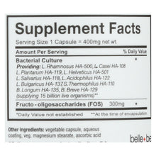 Belle And Bella Ultra 10 Probiotic - Maximum Strength - 30 Capsules