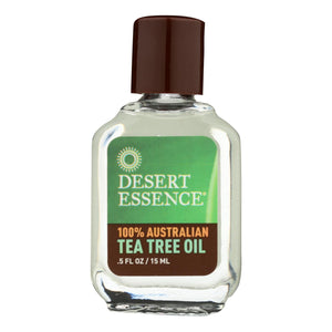 Desert Essence - Australian Tea Tree Oil - 0.5 Fl Oz
