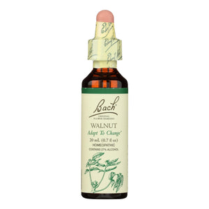 Bach Flower Remedies Essence Walnut - 0.7 Fl Oz