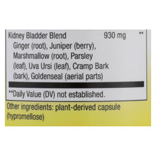 Nature's Way - Kidney Bladder - 100 Capsules