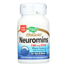 Nature's Way - Efagold Neuromins - 60 Softgels