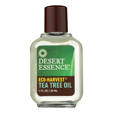 Desert Essence - Eco-harvest Tea Tree Oil - 1 Fl Oz