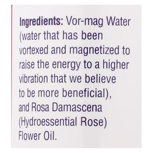 Heritage Products Rose Petals Rosewater - 8 Fl Oz