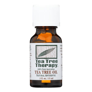Tea Tree Therapy Tea Tree Oil - 0.5 Fl Oz