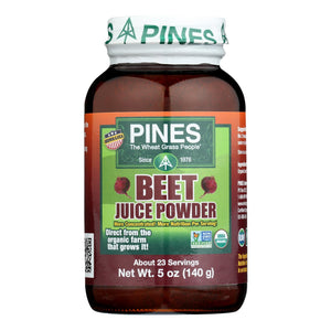 Pines International Beet Juice Powder - 5 Oz