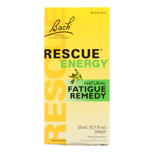Bach Flower Remedies Rescue Energy - 0.7 Fl Oz