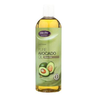 Life-flo Pure Avocado Oil - 16 Fl Oz