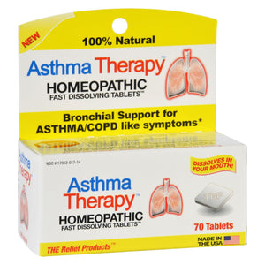 Trp Asthma Therapy - 70 Tablets