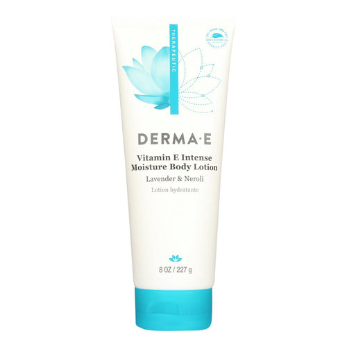 Derma E - Vitamin E Intensive Body Lotion - 8 Fl Oz.
