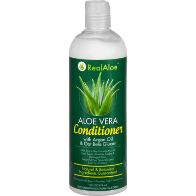 Real Aloe Conditioner - Real Aloe - 16 Fl Oz