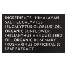 Evolution Salt Bath Salt - Himalayan - Coarse - Eucalyptus - 26 Oz