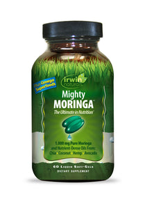 Mighty Moringa® 60 Liquid Soft-Gels