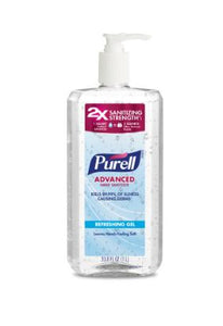 PURELL® Advanced Hand Sanitizer Gel 1 Liter 2/Pack