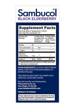 Sambucol Black Elderberry Liquid For Kids, 4 fl oz