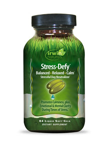 Stress-Defy® 84 Liquid Soft-Gels