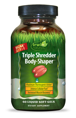 Triple Shredder Body-Shaper™ 60 Liquid Soft-Gels