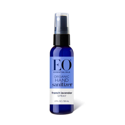 EO Organic Hand Sanitizer Spray - French Lavender 2oz