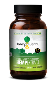 3.0 Phytocomplex Hemp Extract Bottle
