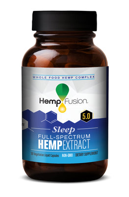 Sleep Phytocomplex Hemp Extract Bottle