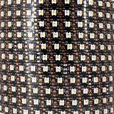 Pixel FlexLED 5V Indoor Bare end wires 72 LEDs/Meter - Black PCB